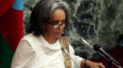 Sahle-Work Zewde, kadın-erkek eşitliğine ve barışa teşviğe odaklanacağına söz verdi.